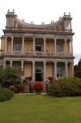 Villa Giulia im Ortsteil Pallanza  von Maggioni TM