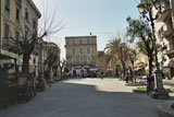 Piazza Magherita, Olbia von Hihawai