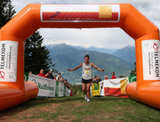 Internationaler Berglauf Meran 2000 von Telmekom c/o AHM PR