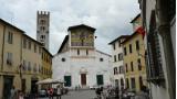 San Frediano, Basilica minor mit Campanile von Hihawai