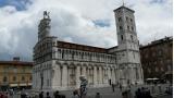 Sankt Michael auf dem alten roemischen Marktplatz - San Michele in Foro   von Hihawai