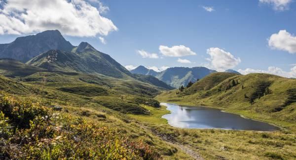 Karnischer Höhenweg Zollnersee Kärnten