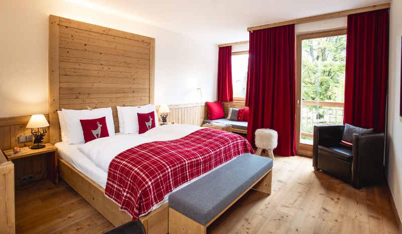 Hotel Kitzhof Mountain Design Resort Doppelzimmer Superior