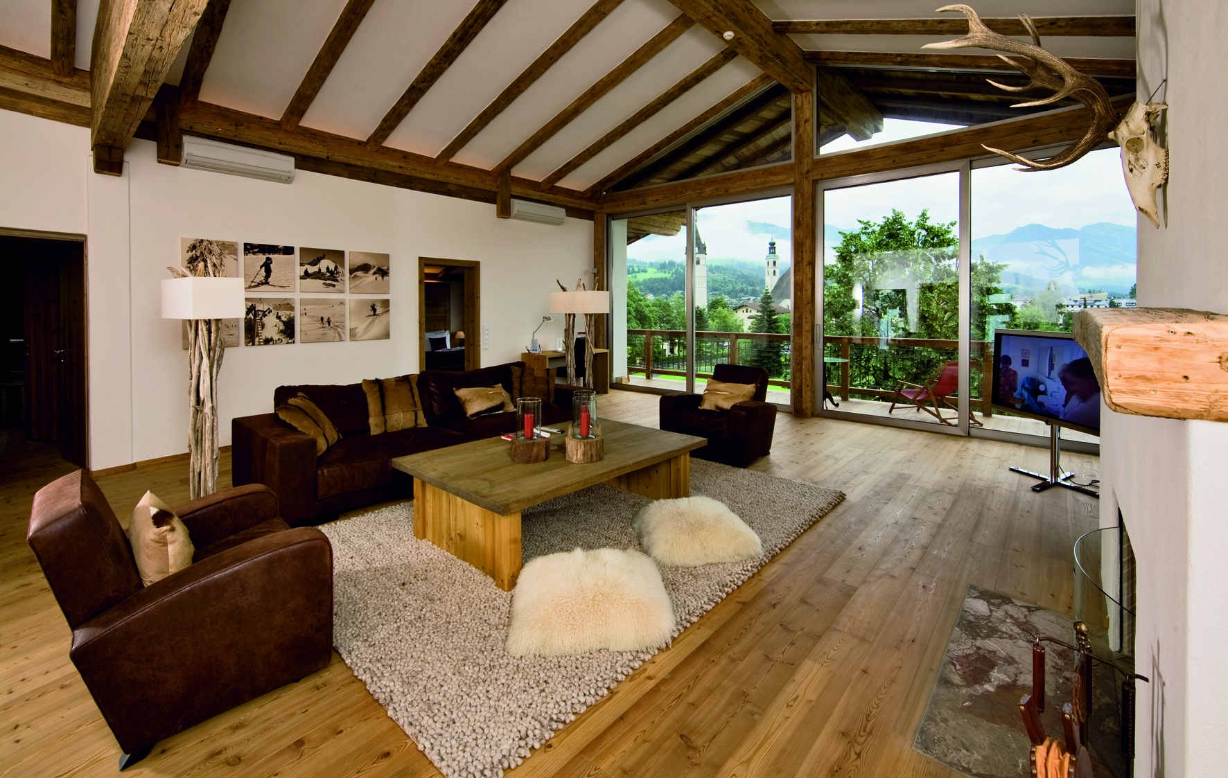 Hotel Kitzhof Mountain Design Resort Suite