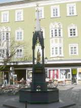 Marienbrunnen Kufstein von Hihawai