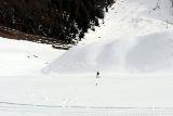 Langläufer auf der Loipe bei Niederthai von Hihawai