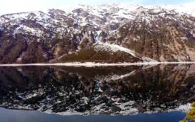 Der Seeberg am Achensee