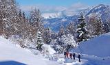 Wandern im Winter von Pineider c/o Kunz & Partner PR