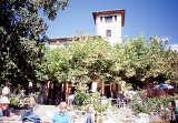 Terrasse des Ristorante Vetta Monte Bre