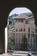 Arabisches Fenster von Hihawai