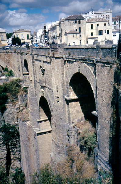 Ronda: Die neue Brücke