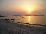 Warum machen Sie das Licht aus Frau Durán? - Playa de Fuchiños von Antovp