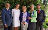 Die Inhaberfamilie des Hotel Bon Sol von Hotel Bon Sol c/o Angelika Hermann-Meier PR