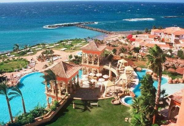 Bilder spanien - Gran bahia del duque hotel ...