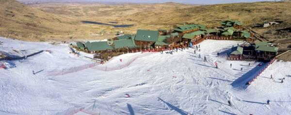 Bild aus : Tiffindell Ski & Alpine Resort