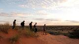 Wandern (Fussafari) im Kgalagadi Transfrontier Park  von www.dein-suedafrika.de