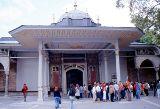 Eingang zum Topkapi Palast von Hihawai