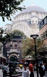 Der große Basar von Istanbul von Hihawai
