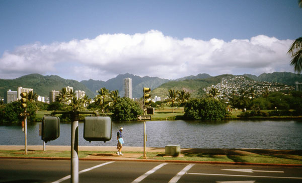 Ala Wai Boulevard