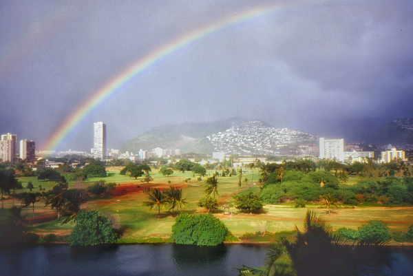 Honolulu von Hihawai