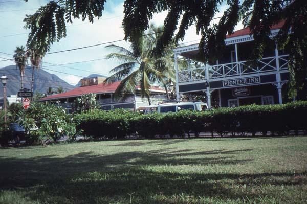 Das berühmte Pioneer Inn