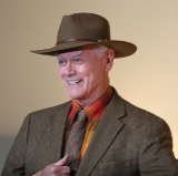 Larry Hagman war aus Fort Worth von Udo Grimberg (CC BY-SA 3.0)