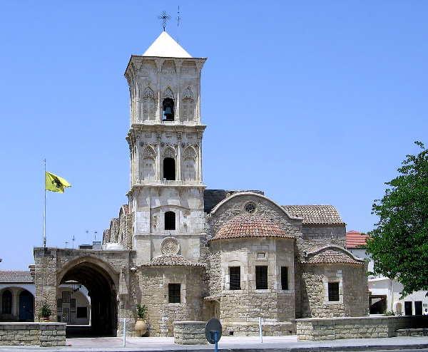 Die Sankt Lazarus Kirche in Larnaka